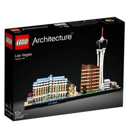 LEGO Architecture - Las Vegas 21047 pentru 12+