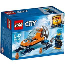 LEGO City - Planor arctic pe gheata 60190 pentru 5-12 ani