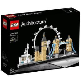 LEGO Architecture - Londra 21034 pentru 12+