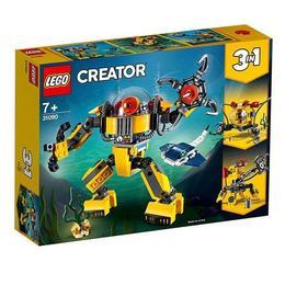 LEGO Creator - Robot subacvatic 31090 pentru 7+