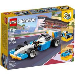 LEGO Creator - Motoare extreme 31072 pentru 6-12 ani