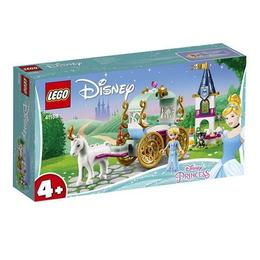 LEGO DISNEY Princess Calatoria Cenusaresei cu trasura 41159 pentru 4+