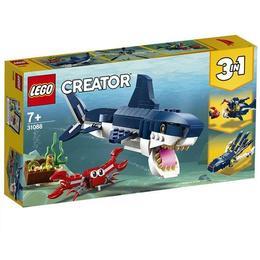 LEGO Creator - Creaturi marine din adancuri 31088 pentru 7+