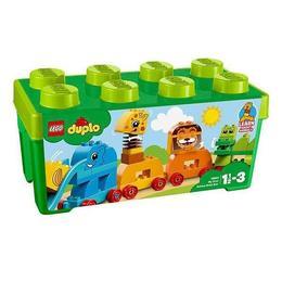 LEGO Duplo - Prima mea cutie de caramizi cu animale 10863 pentru 1-3 ani