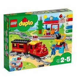 LEGO Duplo - Tren cu aburi 10874 pentru 2-5 ani