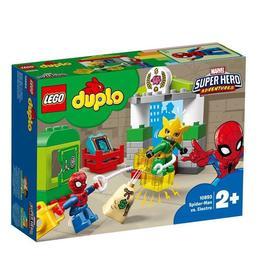 LEGO Duplo - Omul Paianjen contra Electro. 10893 pentru 2+