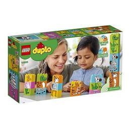 LEGO Duplo - Primul meu puzzle distractiv 10885 pentru 1+