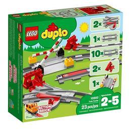 LEGO Duplo - Sine de cale ferata 10882 pentru 2-5 ani