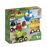LEGO Duplo - Primele mele masini creative 10886 pentru 1+