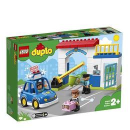 LEGO Duplo - Sectie de politie 10902 pentru 2+