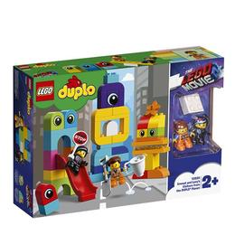LEGO Duplo - Vizitatorii de pe planeta DUPLO 10895 pentru 2+