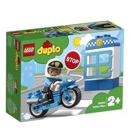 LEGO Duplo - Motocicleta de politie 10900 pentru 2+