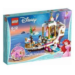 LEGO Disney Princess - Ambarcatiunea regala a lui Ariel 41153 pentru 6-12 ani