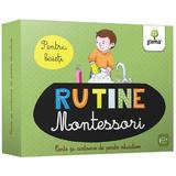 Rutine Montessori pentru baieti, editura Gama