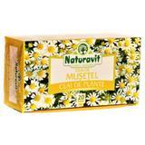 Ceai de Musetel Naturavit, 20 doze x 1,2 g
