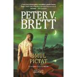 Omul Pictat - Seria Demon - Vol. 1 - Peter V. Brett, editura Nemira