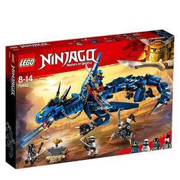 LEGO Ninjago - Stormbringer 70652 pentru 8-14 ani