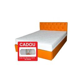 Saltea Cronos Hr Spring Comfort 160X200X24 + Cadou