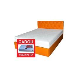 Saltea Cronos Hr Spring Comfort 140X200X24 + Cadou