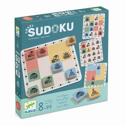 Joc de strategie Djeco, Crazy Sudoku