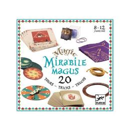 Colecția magică Djeco Mirable Magus, 20 de trucuri de magie