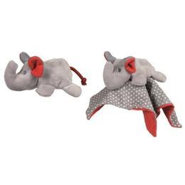 Jucărie din textil pentru bebe, elefant pop-up Egmont