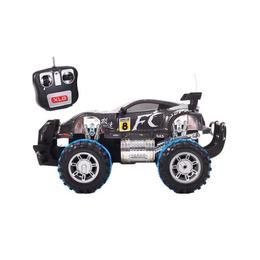 Masinuta Off-Road MalPlay pentru baieti cu telecomanda,baterii, incarcator si lumini