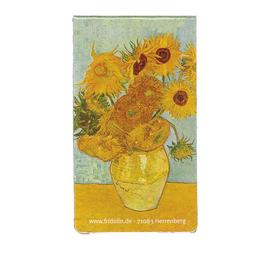 Semn de carte magnetic Van Gogh - Sunflowers
