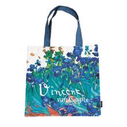 Sacoșă Vincent van Gogh, Iriși
