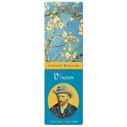 Semn de carte, Van Gogh-copac înflorit
