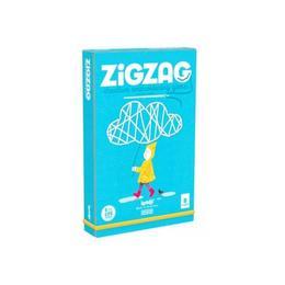 Set Londji de cusut, Zig zag