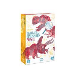 Puzzle Londji, Descoperă dinozaurii