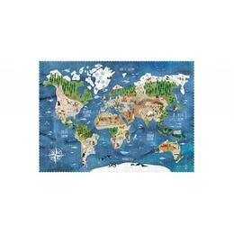 Puzzle Londji, Descoperă lumea