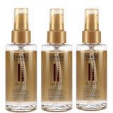 Pachet 3 x Ulei de Argan pentru Par - Londa Professional Velvet Oil Lightweight Oil 100 ml
