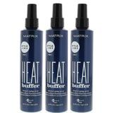 Pachet 3 x Spray pentru Protectie Termica - Matrix Style Link Prep Heat Buffer Thermal Styling Spray 250ml