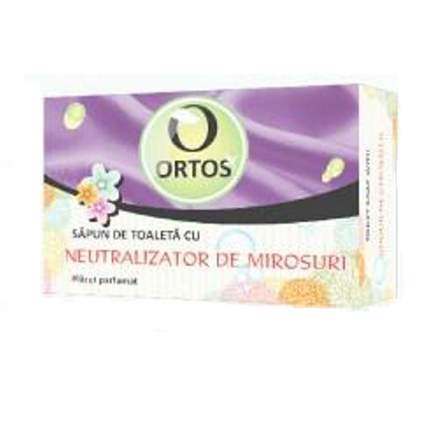 Sapun Neutralizant Ortos Prod, 100 g imagine produs