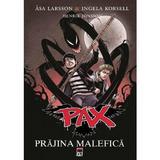 Prajina malefica - Pax 1 - Asa Larsson, Ingela Korsell, Henrik Jonsson, editura Rao