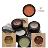 Crema Compacta Corectoare - Cinecitta PhitoMake-up Professional Correttore Cover Up nr 10