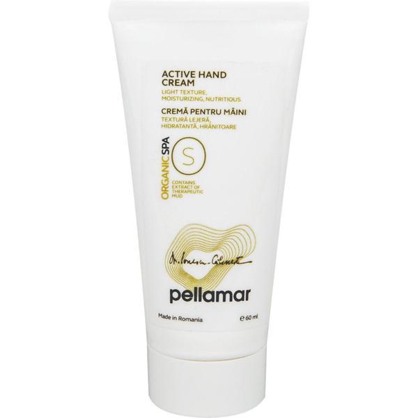 Crema pentru Maini cu Miere Organic Spa Pellamar, 60 ml imagine produs