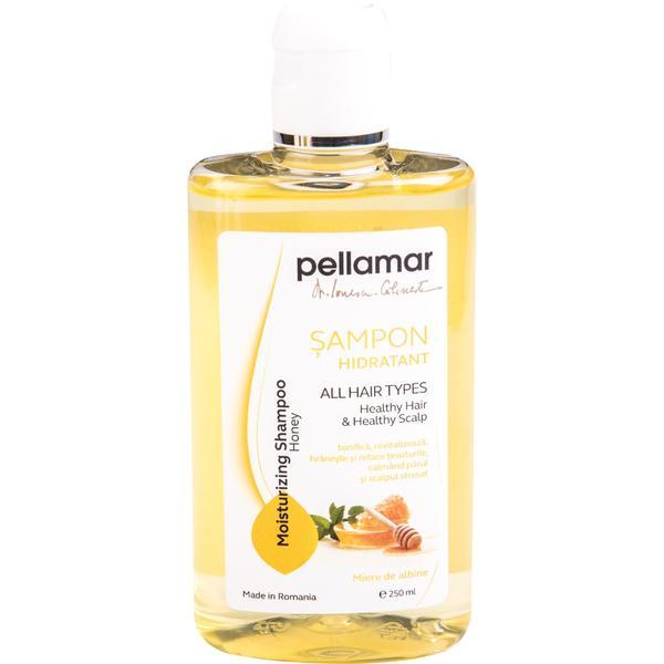Sampon Hidratant cu Miere Pellamar, 250 ml imagine