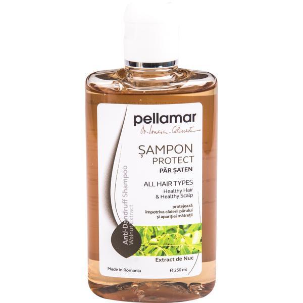 Sampon Par Saten Extract de Nuc Pellamar, 250 ml imagine