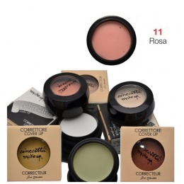 Crema Compacta Corectoare - Cinecitta PhitoMake-up Professional Correttore Cover Up nr 11