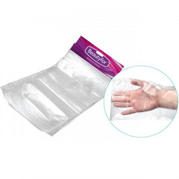 Saci de Polietilena - Beautyfor Polyethylene Bags for Paraffin Therapy, 50 bucati esteto.ro