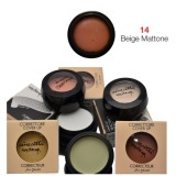 Crema Compacta Corectoare - Cinecitta PhitoMake-up Professional Correttore Cover Up nr 14