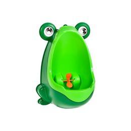 Olita Tip Mini Pisoar MalPlay pentru baieti culoarea verde, 20x29 cm
