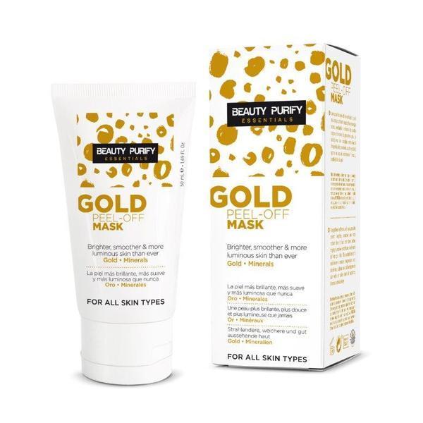 Masca cu Aur Beauty Purify, Diet Esthetic, 50ml imagine produs
