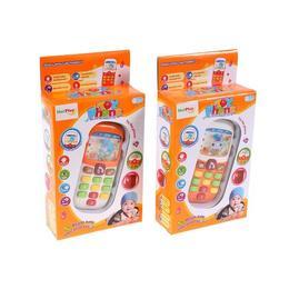 Jucarie interactiva MalPlay Telefon mobil pentru copii cu sunete si lumini