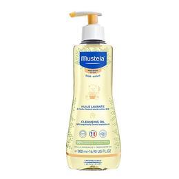 Ulei curățător de baie pentru piele uscată Mustela 500ml