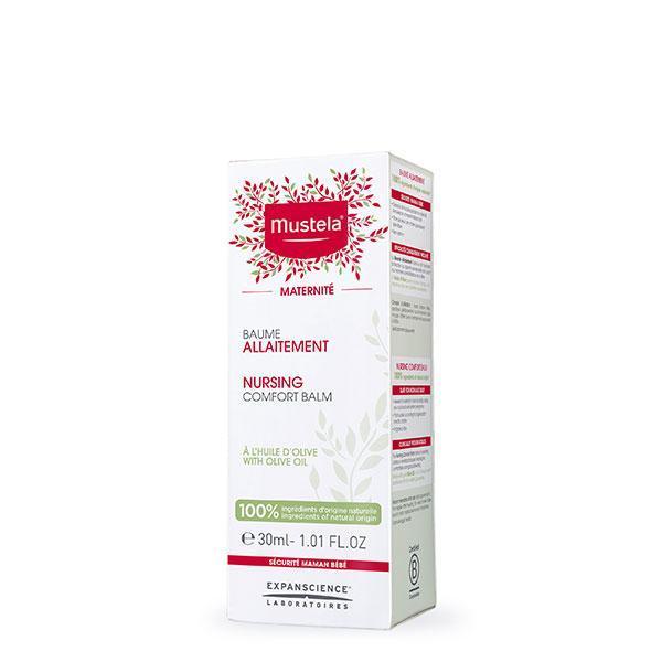 Balsam BIO pentru alăptare Mustela Maternite 30ml imagine produs