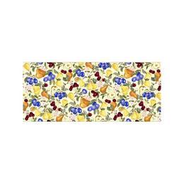 Fata de masa 150 x 180 cm, Bumbac 100%, model cu Flori si Fructe, Gecor cod 11940